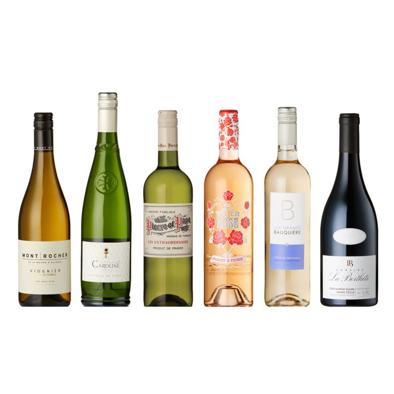Mixed French Case Available For UK Delivery